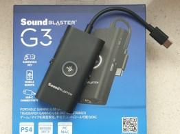 Sound Blaster G3