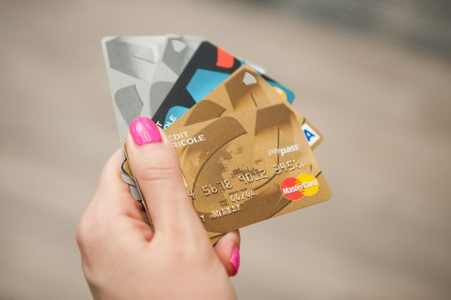 kart kredytowych