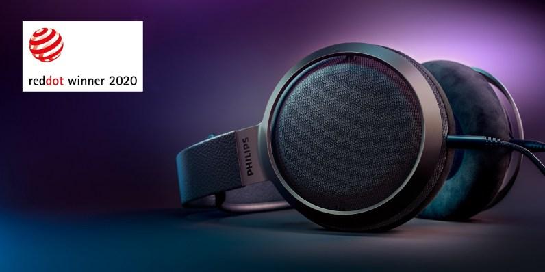słuchawki Philips Fidelio X3_Red Dot Design Awards 2020_2