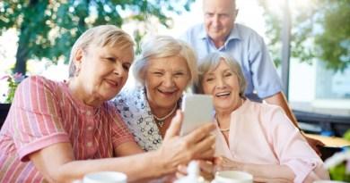 Internetowe randki seniorów