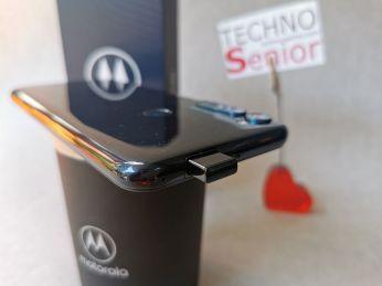 Motorola One Fusion +