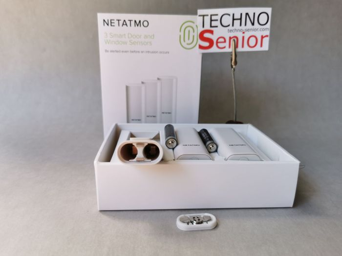 Netatmo - Czujnik otwarcia drzwi / okien