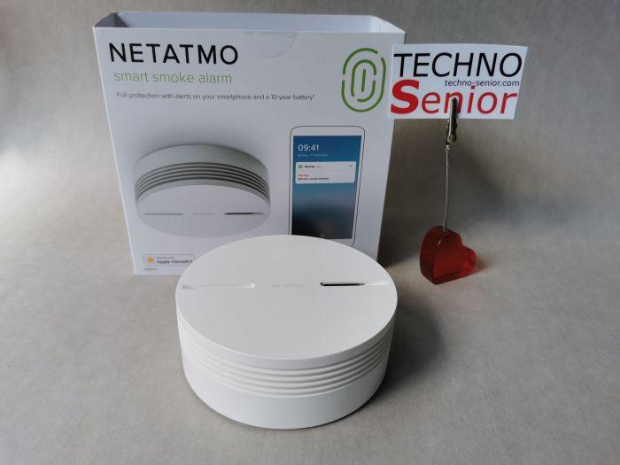 Netatmo - czujnik dymu