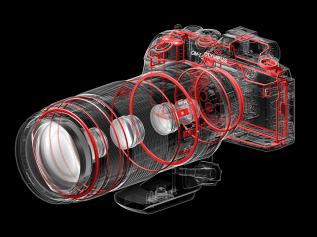 Olympus M.Zuiko Digital ED 100-400 mm F5.0-6.3 IS