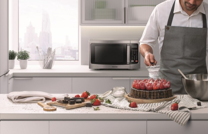Toshiba Lifestyle - kuchenka mikrofalowa