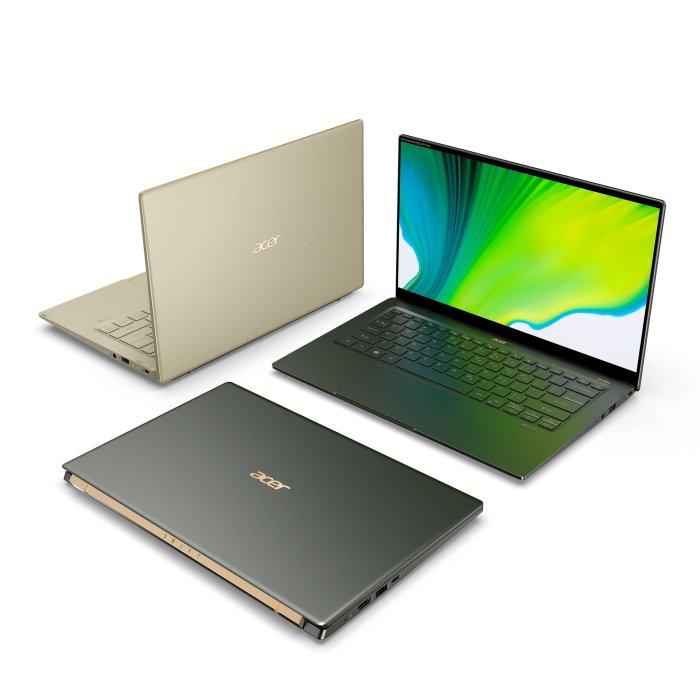 Acer Swift 5 i Swift 3