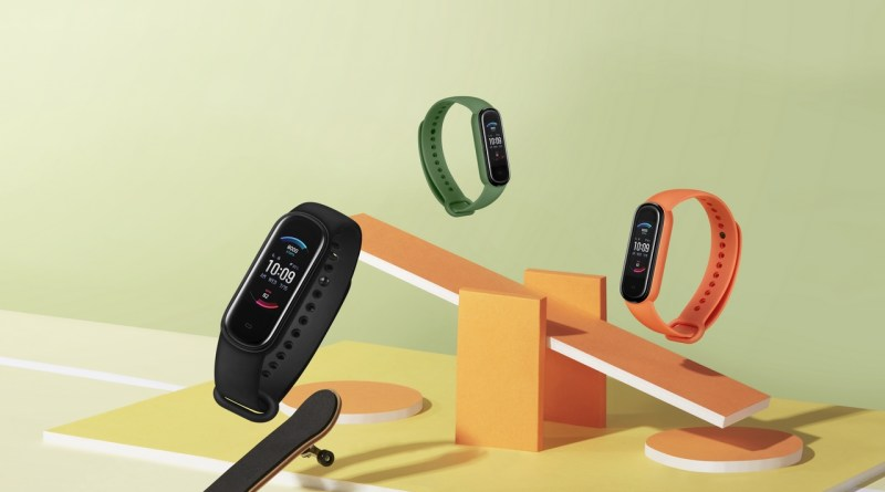 Amazfit Band 5 / Huawei Band 4
