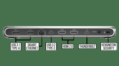 Thunderbolt 3 TBT100