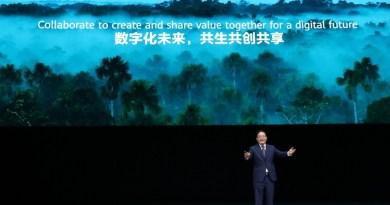 HUAWEI CONNECT 2020 Peng Zhongyang