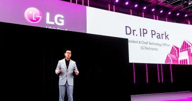 IFA 2020 - LG - wizja