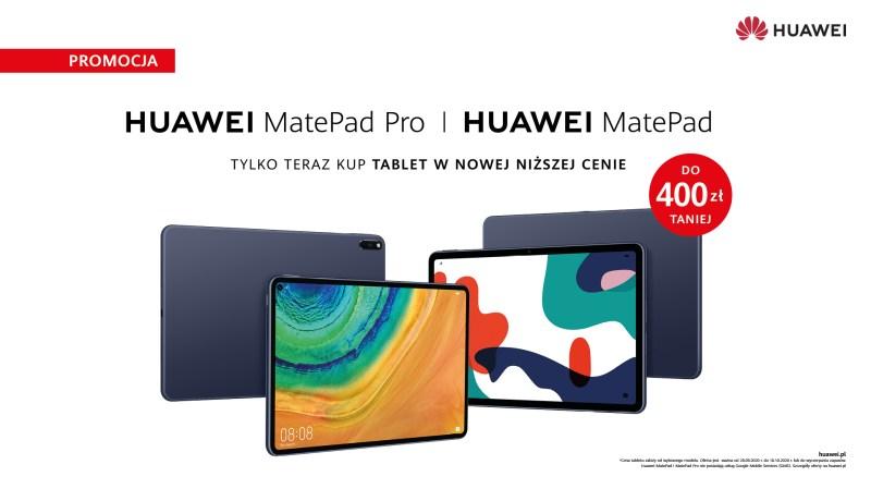 MatePad Pro i MatePad