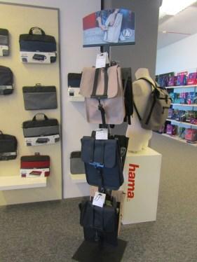 Plecaki na laptop i tablet