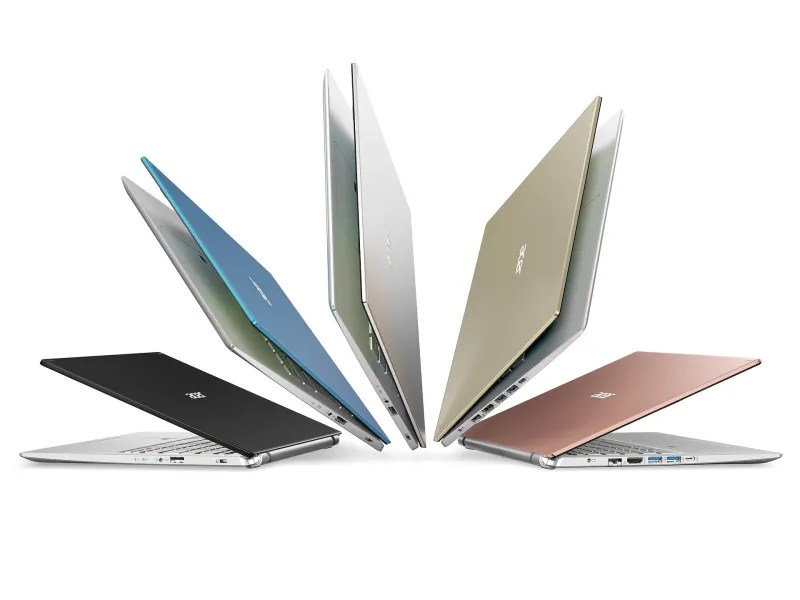 Acer Swift, Spin i Aspire