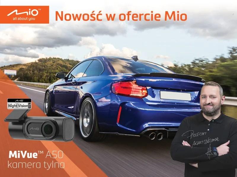 Mio MiVue A50