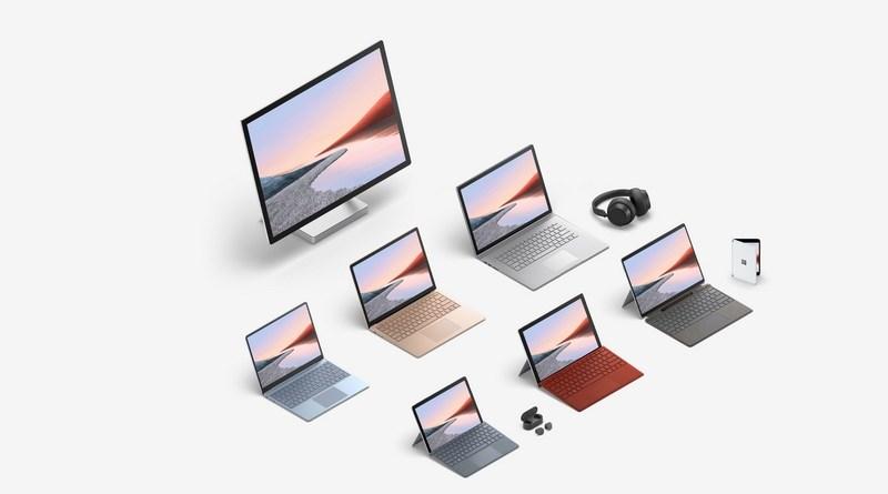 Microsoft Surface Laptop Go i Surface Pro X