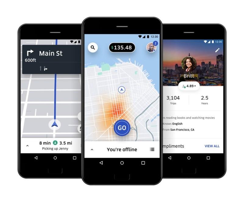 TomTom i Uber