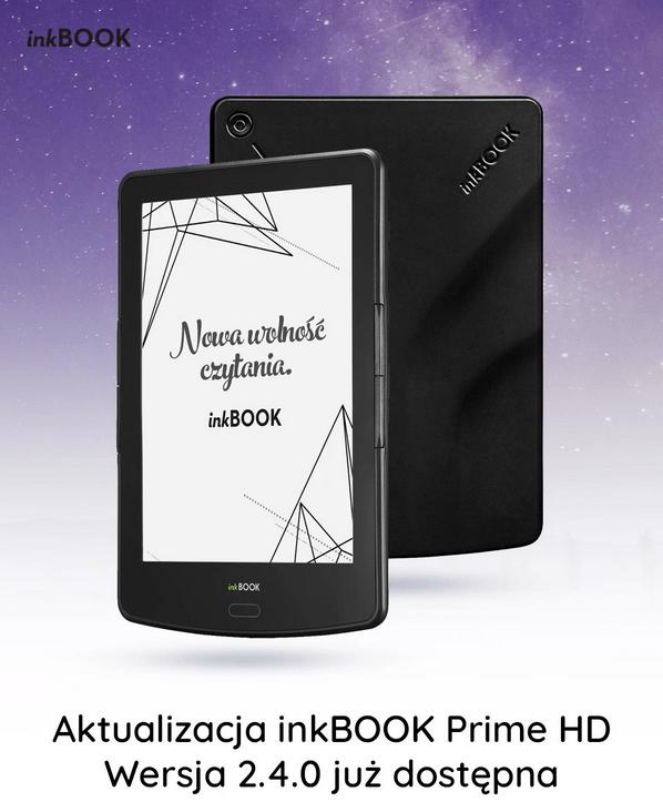 inkBOOK Reader