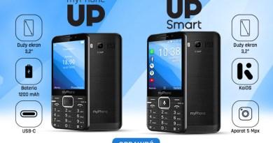 myPhone Up i myPhone Up Smart