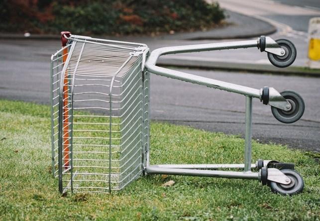 wózków sklepowych