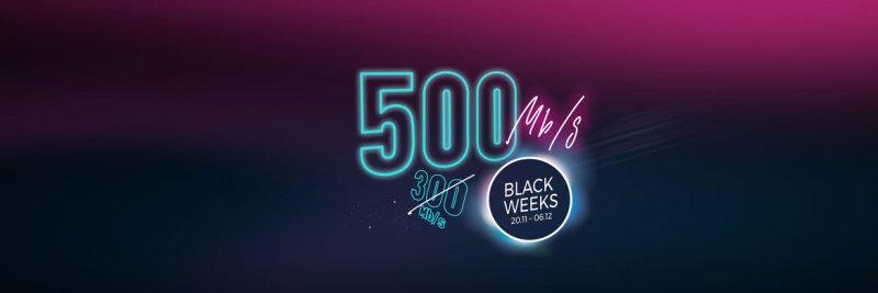 Black Weeks Netia