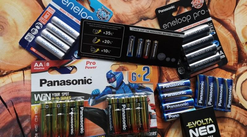 akumulator Panasonic