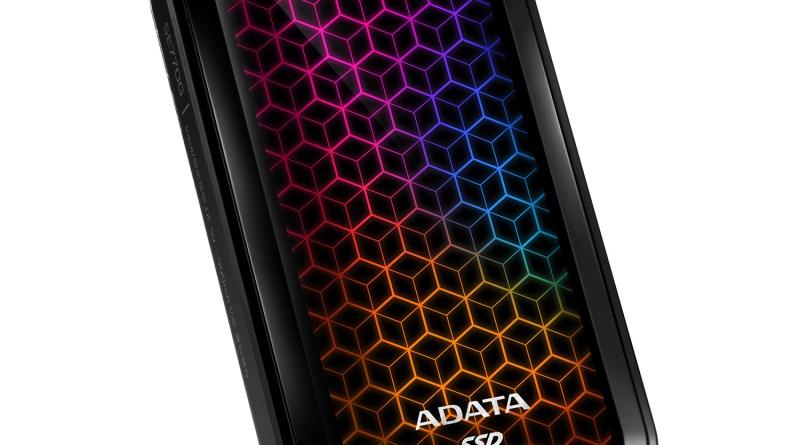 Adata SSD SE770G