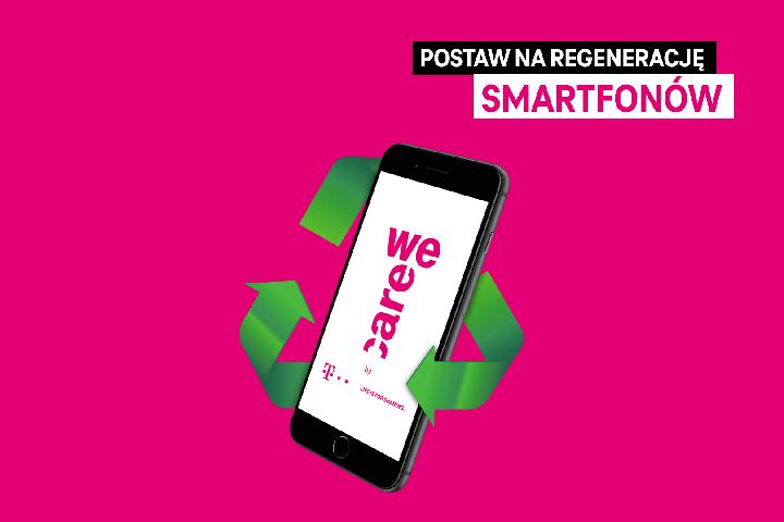 Smartfon regeneracja