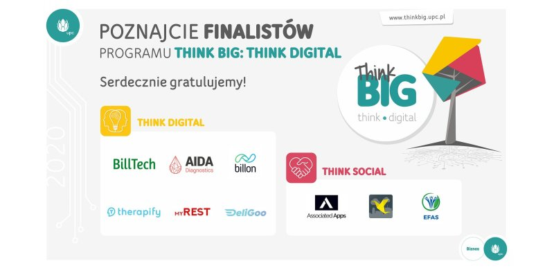 UPC Think Big: Think Digital