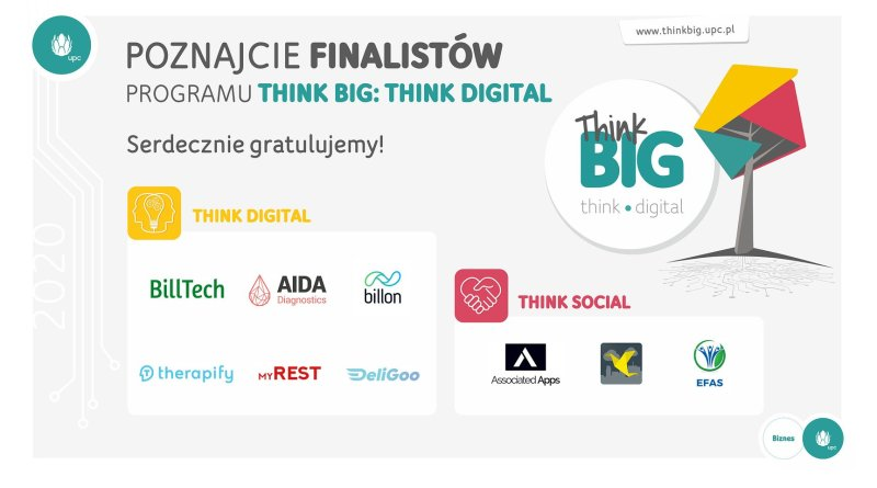 UPC Think Big: Think Digital