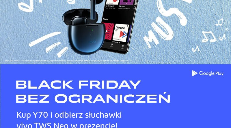 vivo - Black Friday