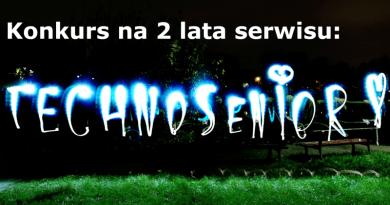 TECHNOSenior - 2. urodzin