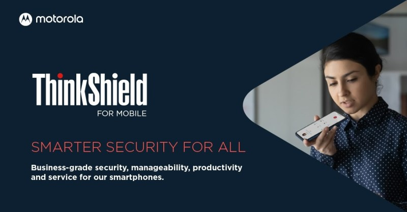 ThinkShield for mobile