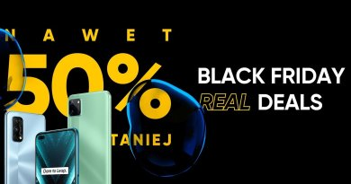 realme, Black Friday