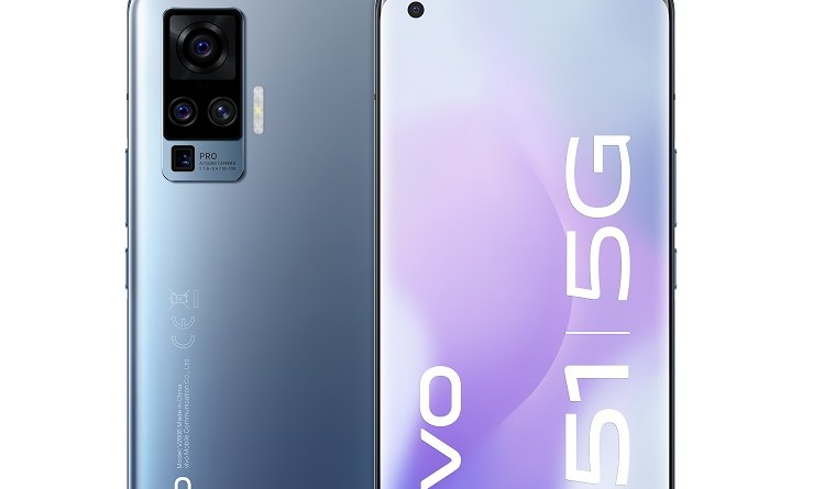 vivo X51 5G z Android 11