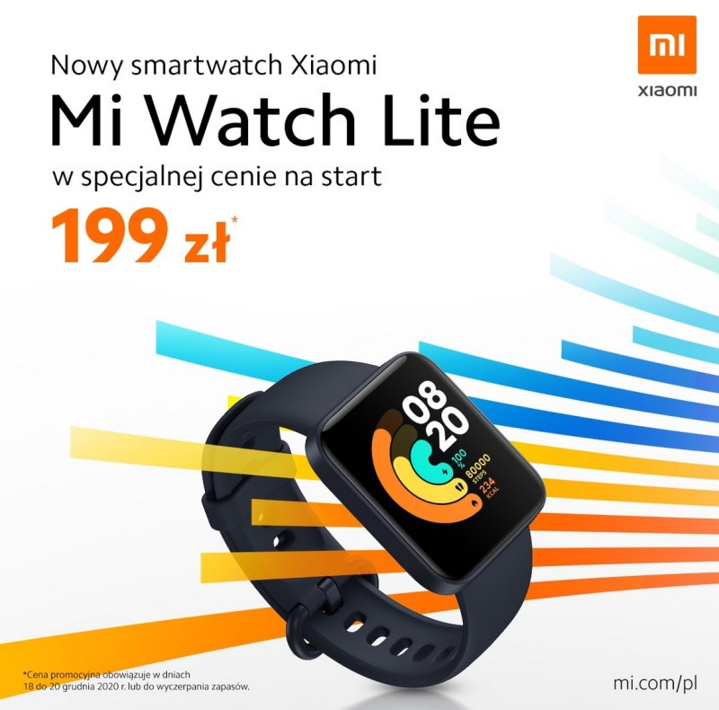 Xiaom Mi Watch Lite