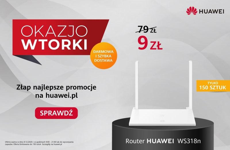 Huawei WS318n - OkazjoWTORKI