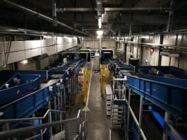 Zakład produkcyjny Nuctech pod Warszawą, Polska Fot: Nuctech