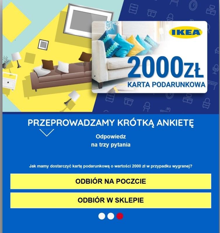 Bon do IKEA
