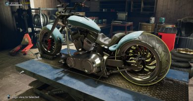 Motorcycle Mechanic Simulator 2021