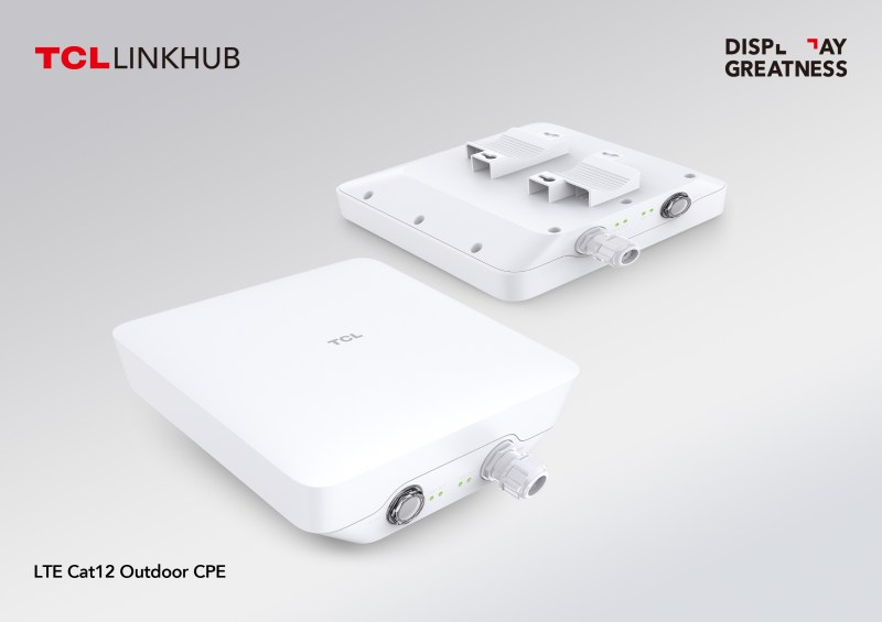 TCL LINKHUB 4G Outdoor CPE