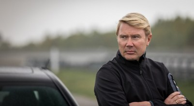 Nokian Tyres Spain Test Center Mika Hakkinen