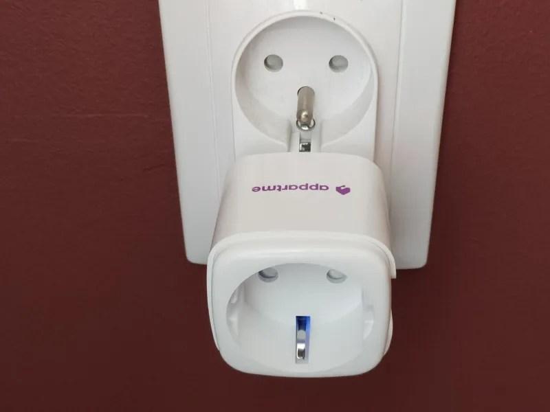 Smart Plug WiFi SM01-WP10