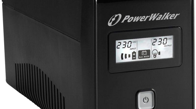 PowerWalker VI 650 LCD FR