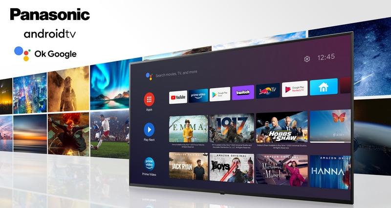 Panasonic - oferta telewizorów na rok 2021