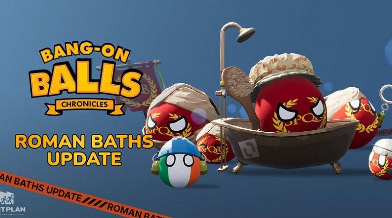 Bang-on Balls: Chronicles Roman Bath Update