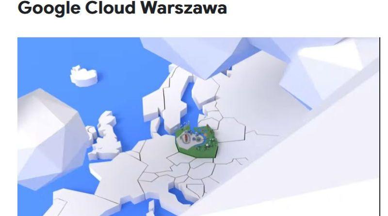 Google Cloud Warszaw