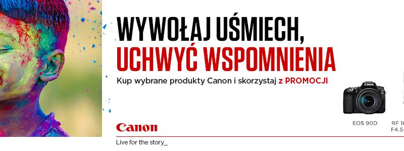Canon Polska Letnia promocja