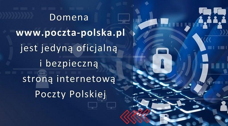 Poczta Polska - akcja phishingowa