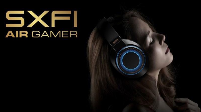 SXFI AIR GAMER