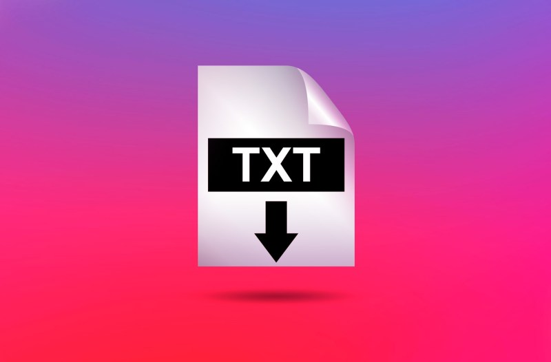 Pliki TXT